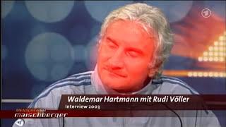 Fussball: Nicht nur Trapattoni…Rudi Völler's Wutrede