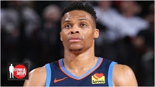 Stephen A. doesn't think OKC's issues are Russell Westbrook's fault | Stephen A. Smith Show