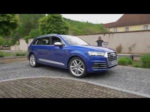 Обзор Audi SQ7 // АвтоВести Online с Павлом Блюденовым