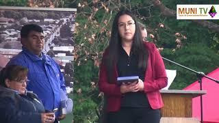 DESFILE 135 ANIVERSARIO 2017 Comuna de Galvarino