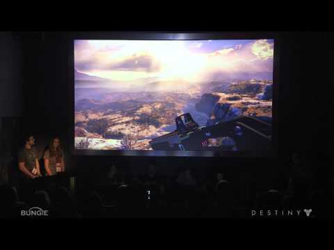 Bungie E3 2013 Day 3: Space Magic