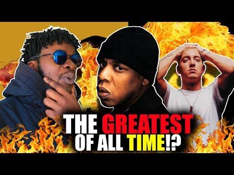 Jay - Z - Renegade ft. Eminem (REACTION!!!) CLASSIC!
