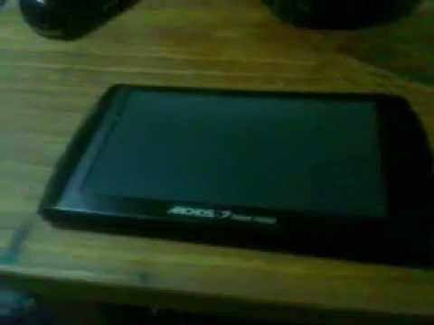 como desarmar el archos 7 home tablet