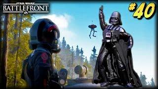 STAR WARS Battlefront - Unfortunate Moments #40 (Star Wars Battlefront 2 Hype! Dancing Heroes!)