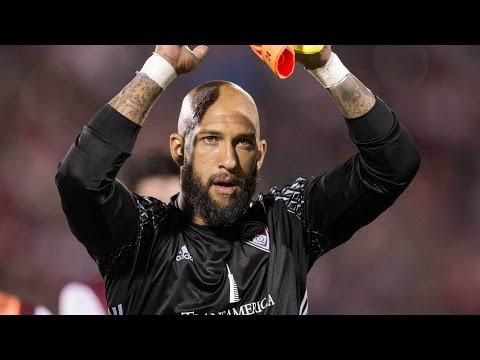 Tim Howard's MLS Debut with Colorado Rapids