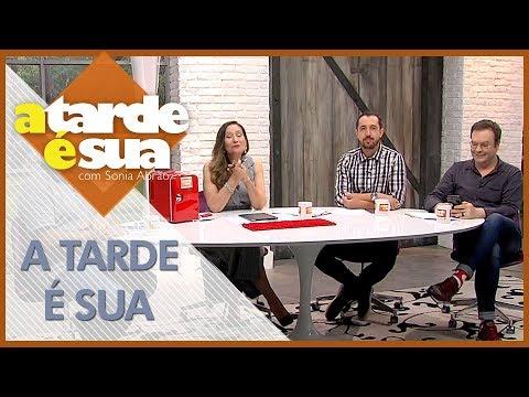 A Tarde é Sua (22/04/19) | Completo thumbnail