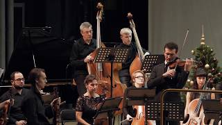 M.LAMBOV Violin concerto no.1. SVETLIN ROUSSEV (violin). Cond.- PAVEL GERSHTEIN