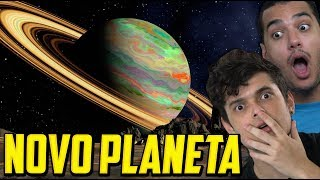 NASA descobre PLANETA que pode ser HABITÁVEL - A SUPER TERRA