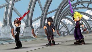 Dissidia Final Fantasy Opera Omnia - Noctis Trailer