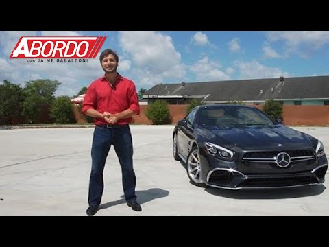 Mercedes-Benz Clase SL 2017 - Prueba A Bordo [Full]