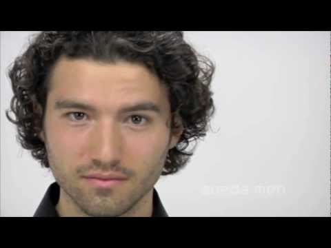 How To Style Mens Long Curly Hair - Hair Salons Salt Lake City