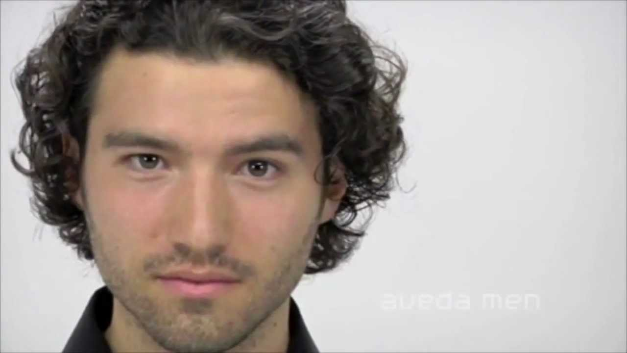 Styling Curly Hair With Mousse Style Mens Long Curly Hair