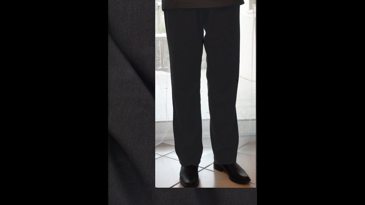 comment coudre un pantalon youtube