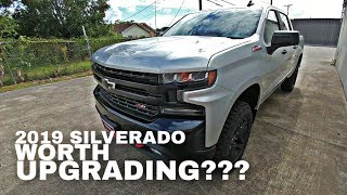 2019 Chevy Silverado 1500 Trail Boss! What you didn't know about it!