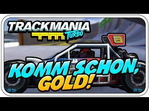 KOMM SCHON, GOLD! - TRACKMANIA TURBO - Let's Play Trackmania Turbo - Dhalucard