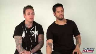 Papa Roach - Interview with Roxy