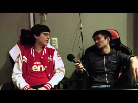 Mouz HeroMarine on his age, high school, and much more Interview @ Seatstory Cup