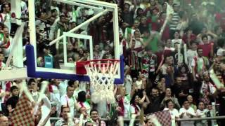 ECM F4 Semi Final Karsiyaka vs Oldenburg