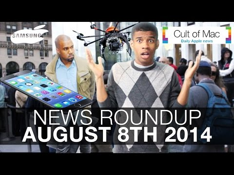 News Roundup: iPhone 6 Reveal Date & Kanye's Tech Pest