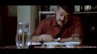 GRANDMASTER - Akeleyo Nee song - Mohanlal + Priyamani