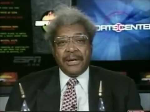 Don King's Top 10 Boxing Press Conference Fights