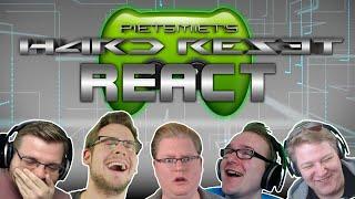 React: PietSmiet H4RD RES3T Best of