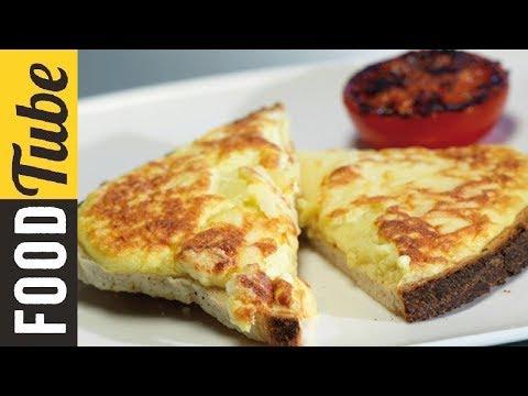 Уэльский Тост На Завтрак - Уэлш Рэббит! Вкусные Рецепты by Бодя