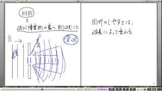 高校物理解説講義:「波の反射・屈折・回折」講義9