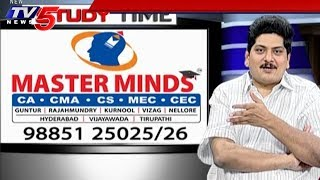 Face to Face with Master Minds Chairman Mattupalli Mohan | Study Time