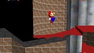 Super Mario 64 Beaten With 0 Stars (TAS) by Swordless Link (5:39)
