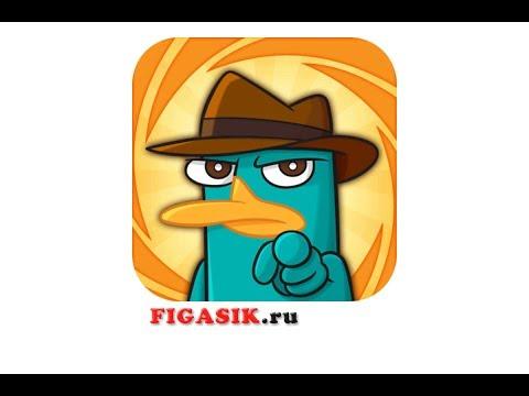 Игра агент Пи ответный удар Финес и Ферб Phineas and Ferb