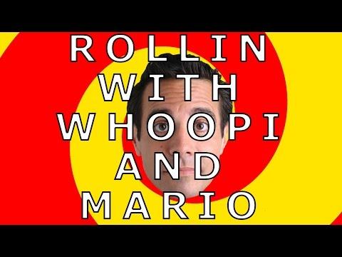 Rollin' With Whoopi (& Mario Cantone!) | Fun with Mario!