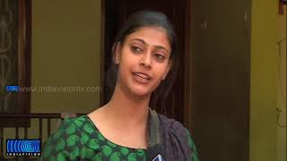 Actress Parvathy Nambiar busy with Kalolsavam preparation