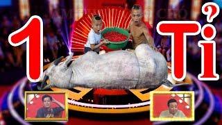 Mao Đệ Đệ Được 1 Tỉ THÁCH THỨC DANH HÀI MÙA 5 P5 - Trấn Thành Trường Giang Cho Tam Mao TV 1 Tỉ Hài
