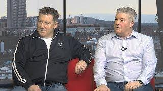 Sheffield Live TV Kevin Gage & Chris Turner 28.2.19 Part 1
