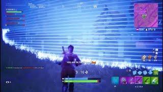 Fortnite challenge :- Last one standing
