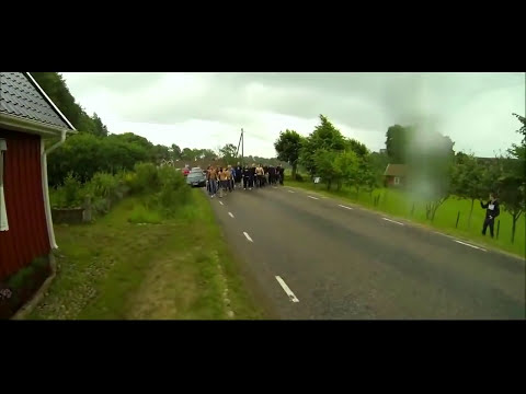 Hooligan Gang Fight Narrated By David Attenborough video