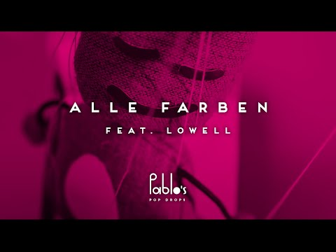 ALLE FARBEN – GET HIGH (FEAT. LOWELL) [OFFICIAL VIDEO]
