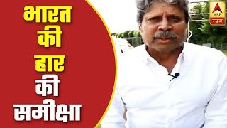 Kapil Dev, Sandeep Patil React On Team India's WC Semi-Final Loss Against New Zealand | ABP News