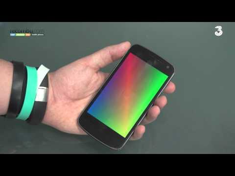 Samsung Galaxy Nexus Jelly Bean 4.2 Revie