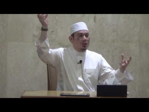 Kajian Tafsir As Sa'di Surah Al Baqorah 35  Ustadz Ahmad Zainuddin,Lc