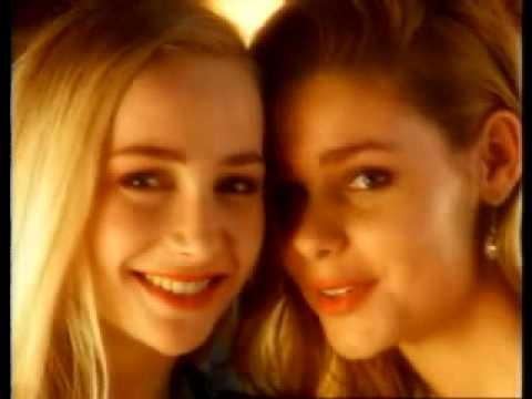 Beschuit reclame met Froukje de Both (begin jaren 90)