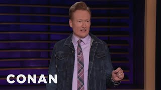 Conan: People Gave Trump Money To Get The Hell Out Of Los Angeles - CONAN on TBS