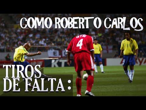FIFA 15 -  LONG SHOOT FREEKICK TUTORIAL / TIROS LIBRES LEJANOS (Como Roberto Carlos)