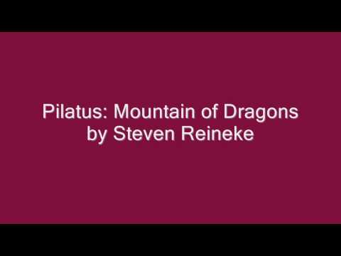 Pilatus  Mountain Of Dragons By Steven Reineke