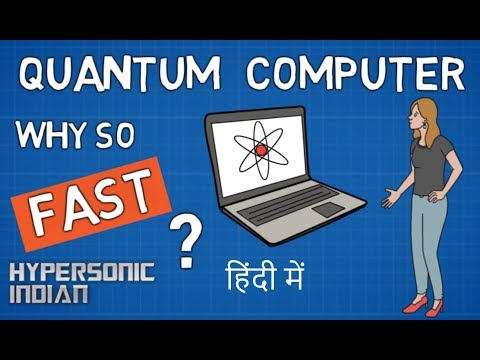 What is Quantum Computing?How Quantum computer works in Hindi/Urdu|IBM Q Experience|