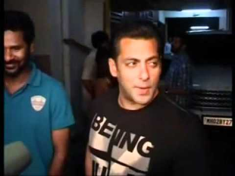 Salman Khan Pulkit Samrat at Bittoo Boss screening Full
