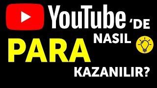 YouTube'da Nasıl Para Kazanılır: Yeni Başlayanlar için Tüyolar