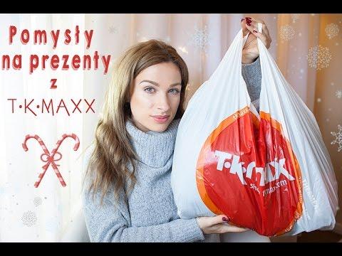 • Propozycje Prezentów Z TK Maxx - Ubrania I Gadżety || KATOSU •