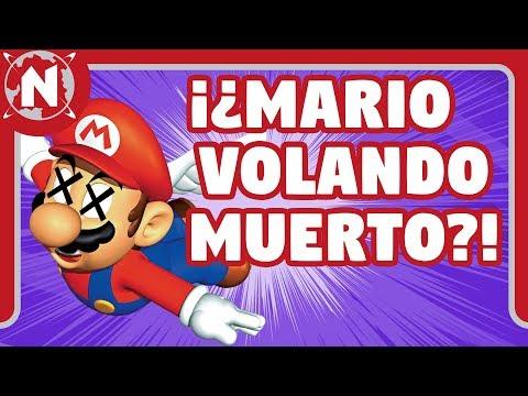 Los Glitches más EXTRAÑOS y SORPRENDENTES de los juegos de Mario